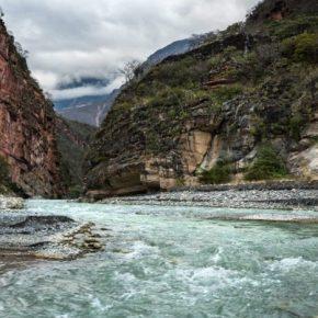 Situación de las hidroeléctricas Veracruz y Chadín II que pretendían construirse en el ríoMarañón