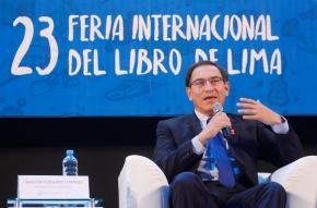 A Perú le urge una nueva Ley del libro que sea aprobada y promulgada antes del 11 de octubre2018