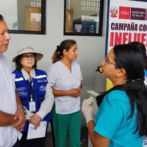 Asistencia humanitaria de EE.UU. a Perú en apoyo a refugiados venezolanos llega a 4.1 millones dedólares