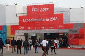 Expoalimentaria cierra con US$ 850 millones en ventasestimadas