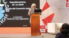 La Cumbre de la Organización Mundial del Comercio Justo (WFTO) se realizará en Lima el próximo año: Anuncio enExpoalimentaria