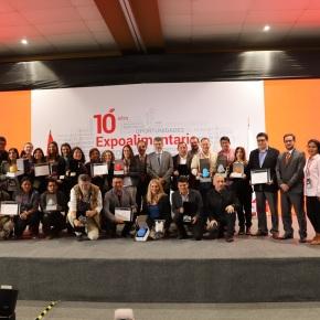 Innovadores peruanos en el sector alimentos sonpremiados