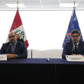 La Reforma Universitaria en Perú entró en una nueva etapa, declaró ministro de educación DanielAlfaro
