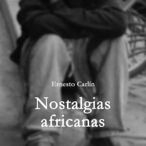 Presentan novela Nostalgias africanas de Ernesto Carlín en Feria del Libro RicardoPalma