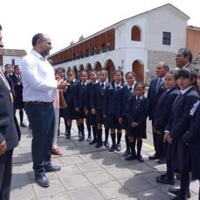 Ministro de Educación del Perú: Proyecto de ley del Congreso para reponer a 14 mil docentes sin título pedagógico sería perjudicial para calidadeducativa