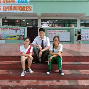 Estudiantes de San Juan de Lurigancho representan a Perú en el encuentro juvenil Concausa enChile