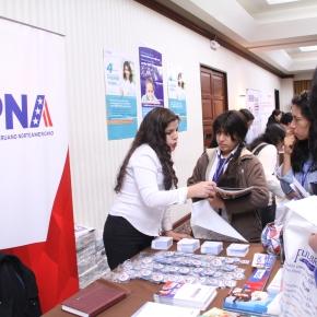 Feria Educativa Community College: alternativa para iniciar estudios superiores enEE.UU
