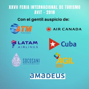Feria Internacional de Turismo AVIT 2018 en el Centro de Convenciones del Cerro Juli,Arequipa