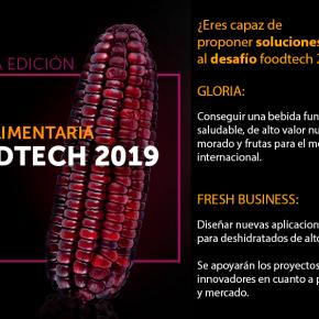 Impulsarán emprendimientos peruanos en FOODTECH CHALLENGE2019