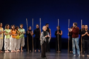 La Universidad Nacional Mayor de San Marcos reconocerá en ceremonia a Vera Statsny por su labor en la danza enPerú