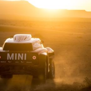 Cinco vehículos MINI John Cooper Works Rally participarán en el Dakar2019