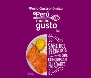 Feria gastronómica Perú mucho gusto Ilo del 11 al 13 de enero2019