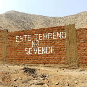 Mecanismos registrales en Perú para protegerse de las mafias que trafican casas oterrenos