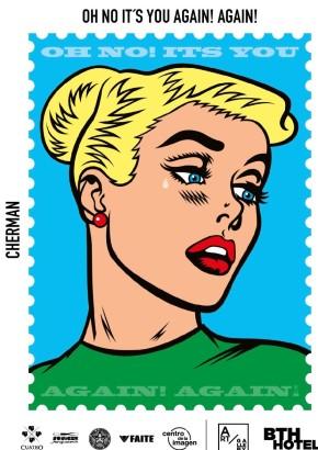 OH NO IT´S YOU AGAIN! AGAIN!, de Cherman en elBTH