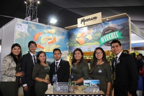 Jóvenes innovan para diversificar futura oferta exportableperuana