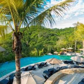 Los mejores hoteles diamantes AAA en RivieraNayarit