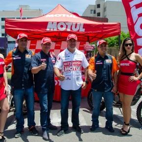 Pilotos peruanos auspiciados por lubricantes Motul participarán nuevamente en la 41° edición del Rally Dakar 2019,100%Peruano