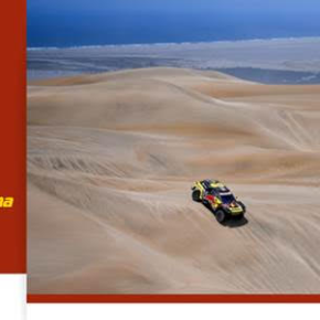 Dakar 2019 Etapa 6 Arequipa-San Juan de Marcona: Loesencial