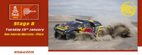Dakar 2019 Etapa 8 San Juan de Marcona-Pisco: Loesencial