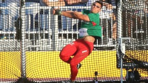 Deportista mexicano Diego del Real cerca de participar en los Juegos Panamericanos Lima2019