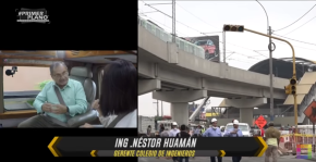 Detener el tren y evacuar a la población de SJL: sugerencias por análisis científico y antecedentes fuera dePerú
