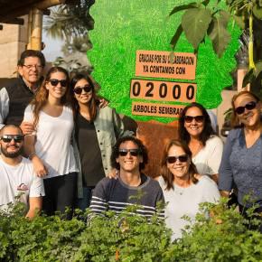 Gastronomía solidaria: ONG Pachamama Raymi y Restaurante Chaxras siembran más de 2 mil árboles enParuro