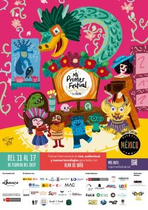 México estará en la Quinta edición de Mi PrimerFestival