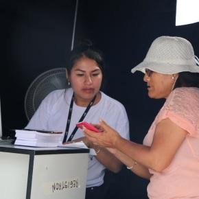 Sunarp ofrece información registral gratuita a damnificados por inundación en San Juan deLurigancho