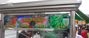 Cuidado al ambiente y seguridad ciudadana en módulos de emoliente enVentanilla