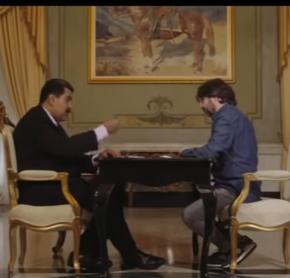 Entrevista (Fragmentos) a Nicolás Maduro. Por JordiÉvole.