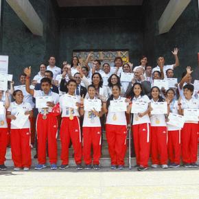 Deportistas peruanos ganaron 19 medallas en los Juegos Mundiales de las OlimpíadasEspeciales