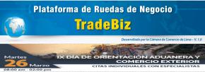 Empresarios recibirán asesoría personalizada de 27 expertos de entidades públicas relacionadas al comercioexterior