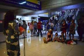 Estación Central del Metropolitano 21 y 22 de marzo el público podrá escribir sus versos sobre lo que más le gusta deLima