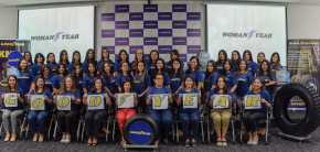 Experiencias de mujeres en el mundo de los neumáticos GoodyearPerú