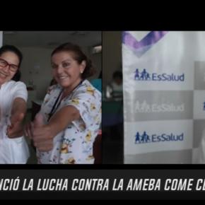 Proeza de médicos peruanos del Hosp.Rebagliati y especialistas de la U. CayetanoHeredia