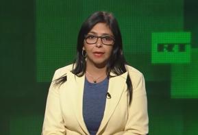 Vicepresidenta de Maduro afirma que instalarán más filiales de PDVSA enRusia
