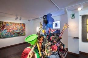"Artistas participantes del ""Premio ICPNA Arte Contemporáneo2019"""