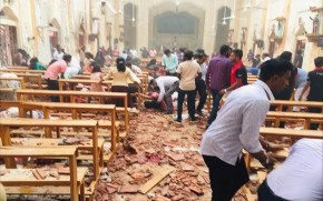 Ataques terroristas en Sri Lanka fueron perpetrados por un grupo yihadista local, según autoridades delpaís