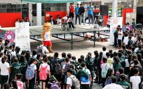 """Campaña """"Soy Lima 2019"""" en colegios limeños se realizarán hasta el 9 de julio en su primeraedición"""
