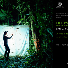 """""""Fieldwork"""" de Sanna Kannisto el El OjoAjeno"""