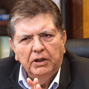 La decisión del ex presidente peruano Alan García Pérez de quitarse lavida