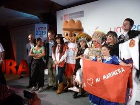 """Los Juegos Panamericanos y Parapanamericanos Lima 2019 presentan su programa cultural """"Culturaymi"""" """"Micultura"""""""