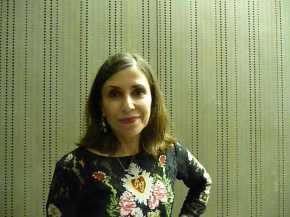 Lucy Lara en Perú Moda2019