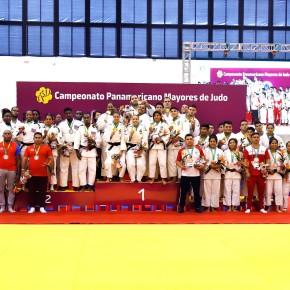 Perú obtuvo un lugar en el podio junto a las potencias Brasil y Cuba en el Campeonato Senior Panamericano deJudo