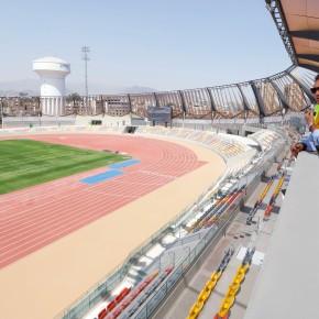 Presidente de Panam Sports visitó las sedes de Lima2019