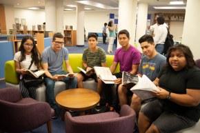 Reabren biblioteca ICPNA Miraflores con estándares del SmithsonianInstitution