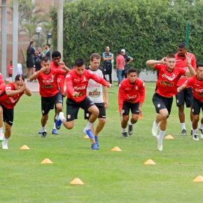 Selección masculina de fútbol inició su preparación para los Juegos Panamericanos Lima2019