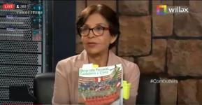 """Texto Oficial Escolar Peruano:""""El coito anal es una práctica que está cobrando fama en nuestros nuevos gustos…"""""""