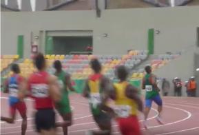 Brasil y Colombia lideran 100 metros planos en Campeonato Sudamericano de Atletismo de Mayores Edición51
