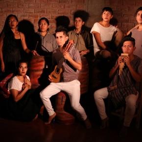 """""""Caminos"""", obra inspirada en hechos reales de actores de las Lomas de Carabayllo"""" inicia gira en Ayacucho yJunín"""